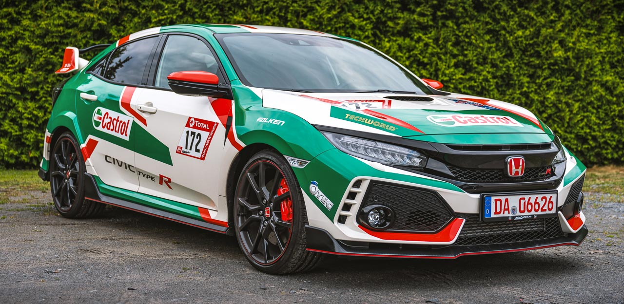 Honda-Civic-Type-R-Kennfeld